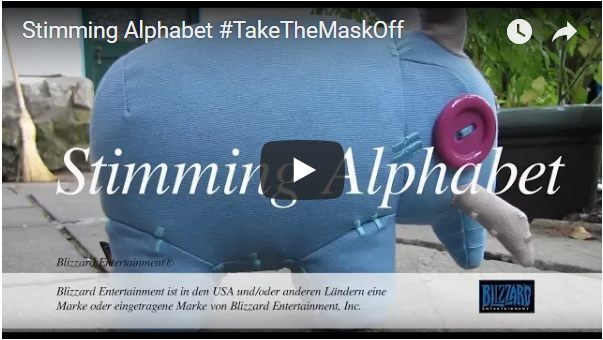 Video: #TakeTheMaskOff